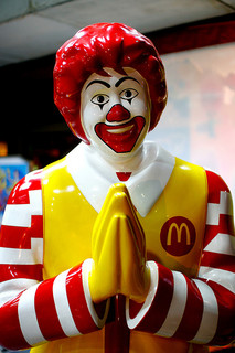 Ronald McDonald in Thailand