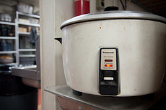 A simple, tried-and-true rice cooker